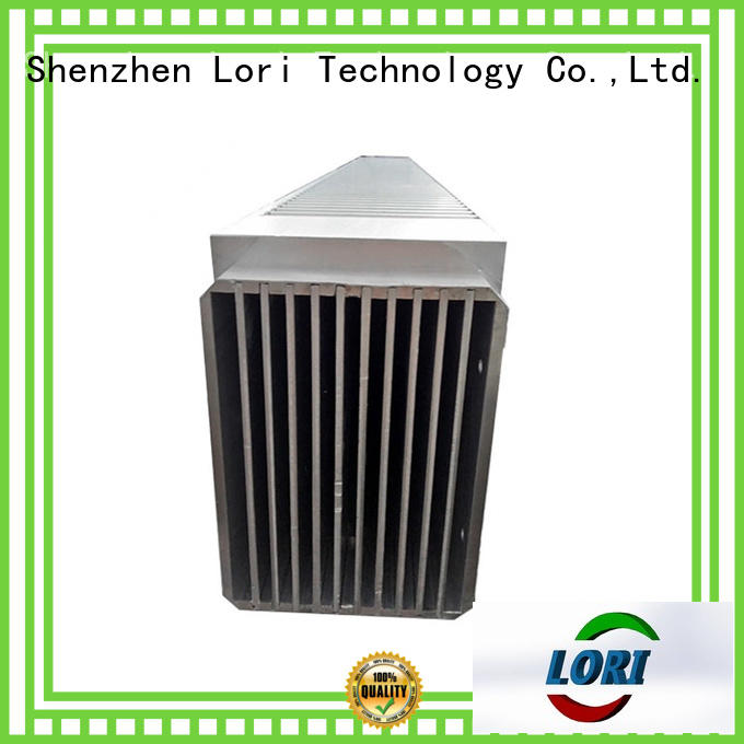 custom bonded fin heat sink high-end for inverters