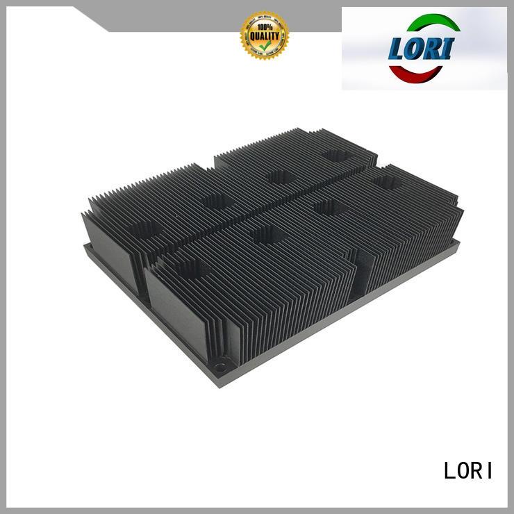 LORI top selling aluminium heat sinks best manufacturer for promotion