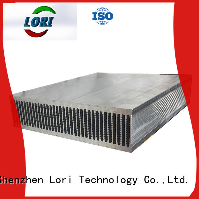 durable stacked fin heat sink suppliers for sale