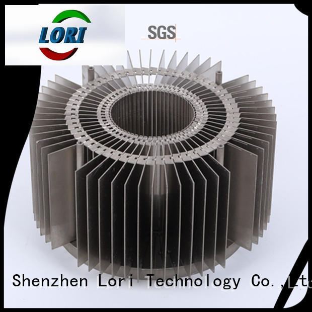 high performance heat sink soldering for digital device LORI