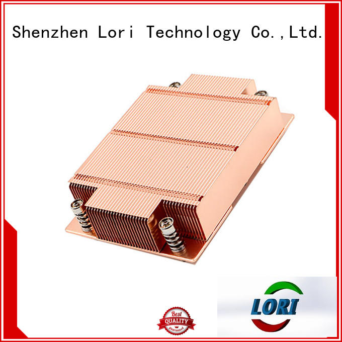 LORI top cpu heatsink fan popular for wholesale