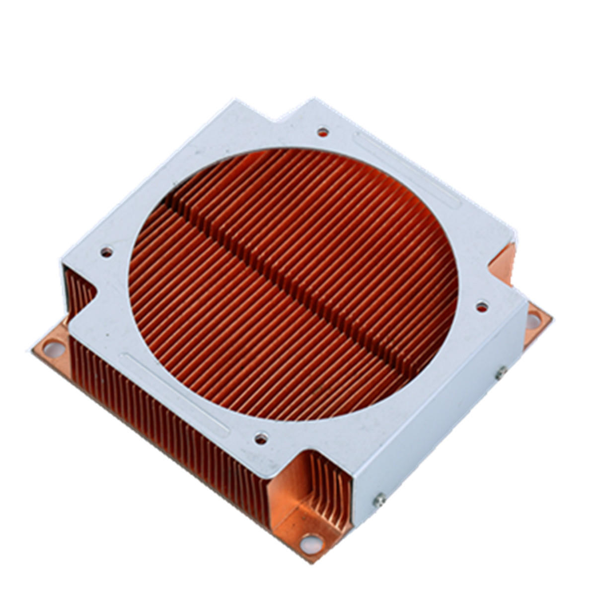 LORI customized heat sink fins from for equipment