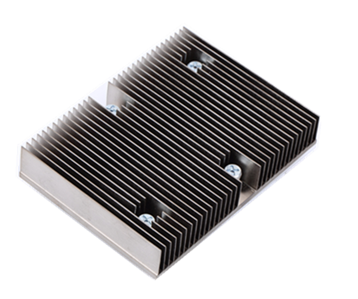 Skiving heat sink