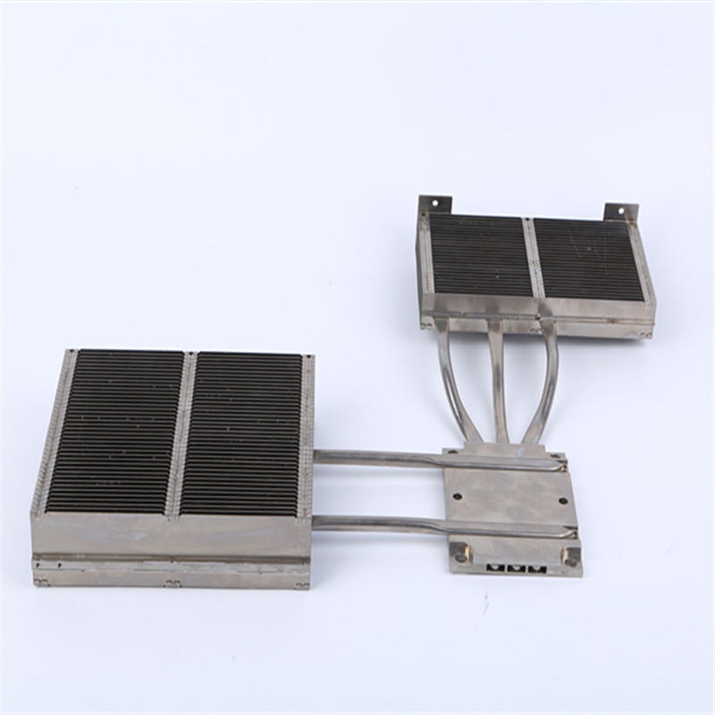 Heatsink With Heatpipe  with Aluminum Base From Lori