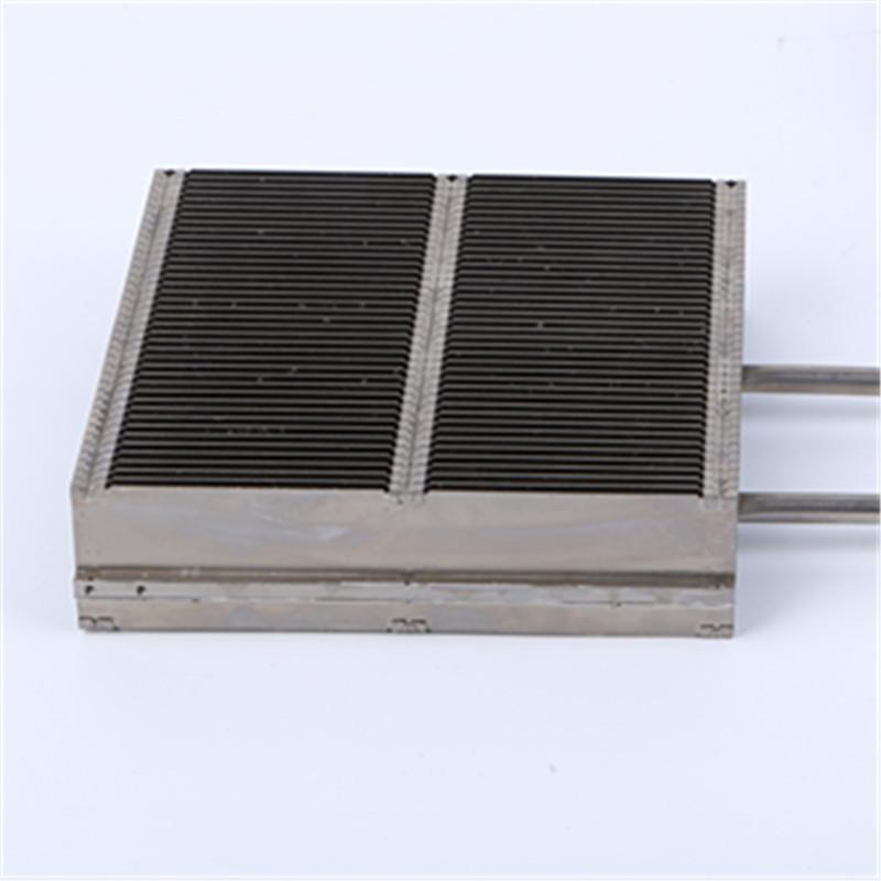 Aluminum Heat Pipe Heat Sink