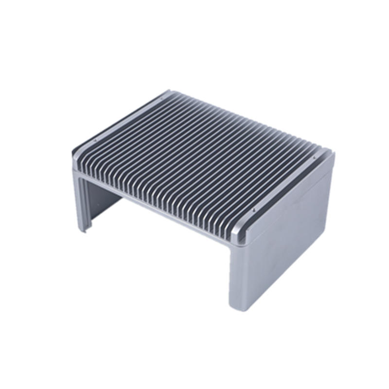Extruded Heat Sink Enclosure For Power Supply Device Lori