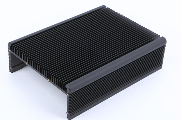 large aluminum heat sink passive for telecom LORI