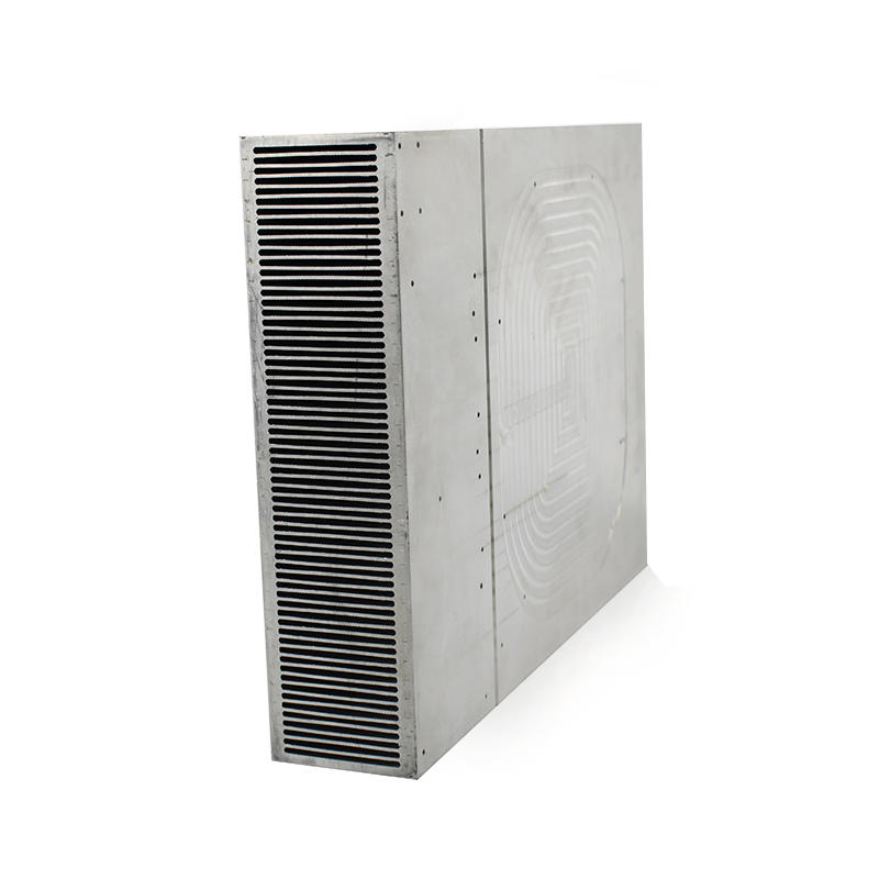 Stacked Fin Heat Sink For Transformers From Lori