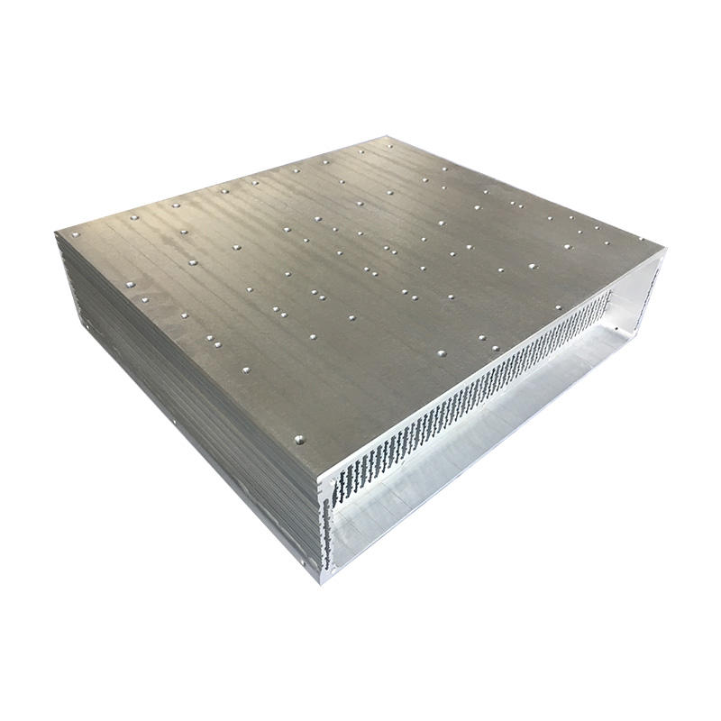 Stacked Fin Heat Sink for Cooling of High Power Devices From Lori