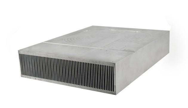 stacked fin heat sink