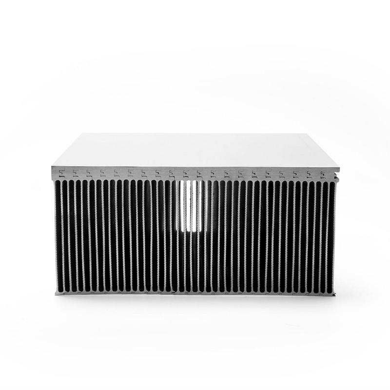 Bonded Fin Heat Sink For High Power Led