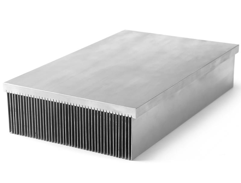 Bonded Fin Heat Sinks For IGBT Lori