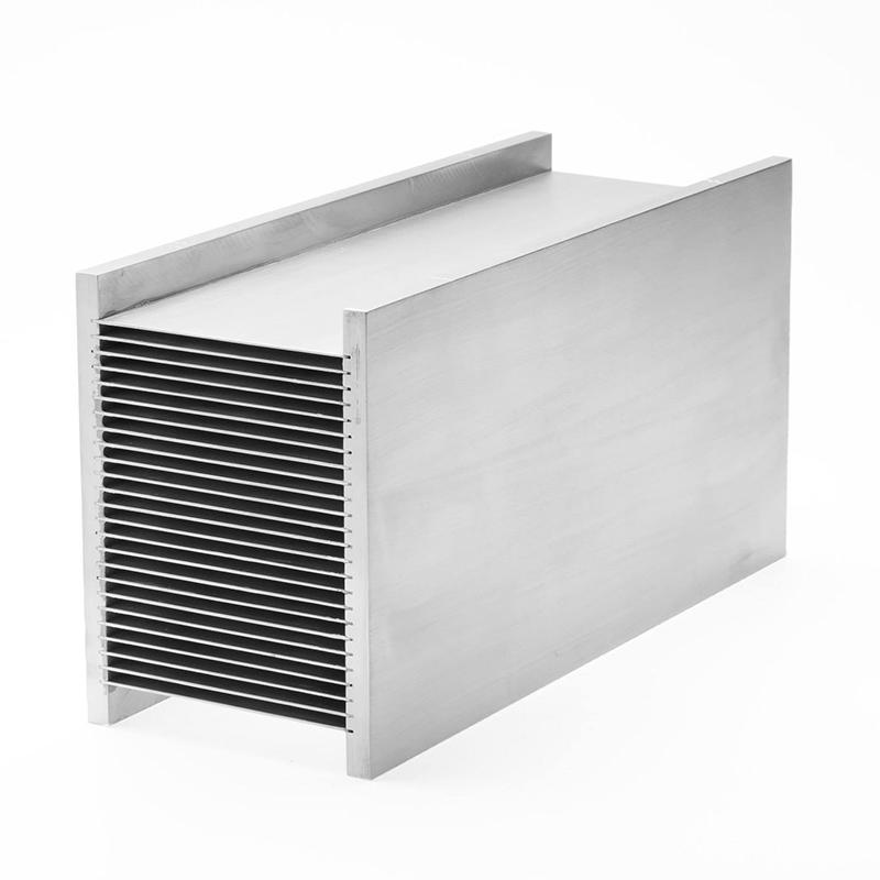 Bonded Fin Heat Sinks For IGBT Cooling Solution Lori