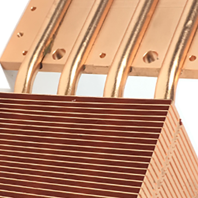 copper pipe heatsink