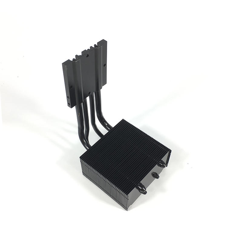 Heat pipe heat sink thermal module from Lori