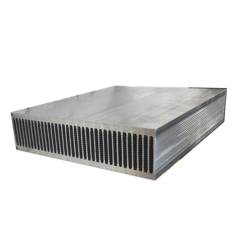 Stacked Fin Heat Sink  For Power Inverter From Lori