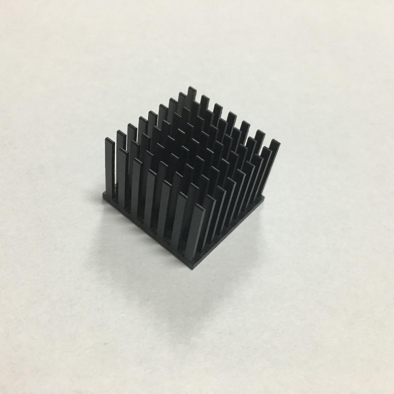 Bga Heat sink Aluminum With Black Anodized From Lori
