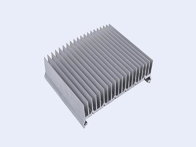 extruded aluminium heat sinks