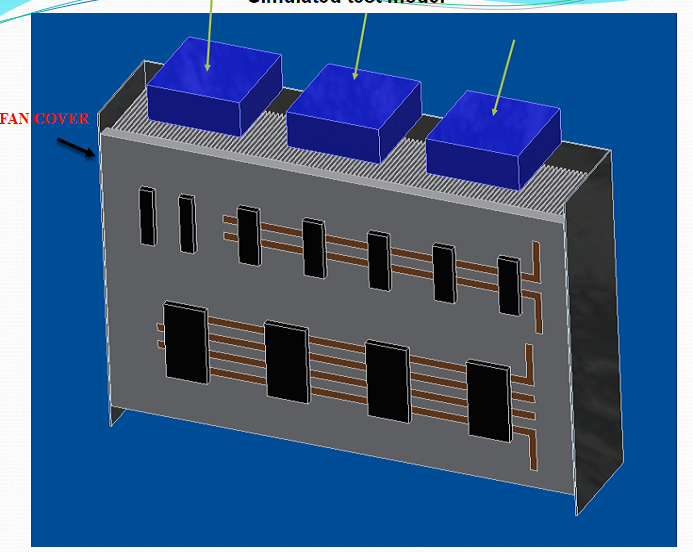 Heat Pipe Heat sink Design