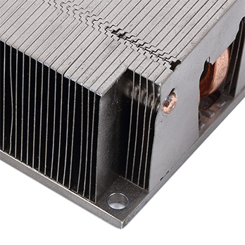 soldering heatsink