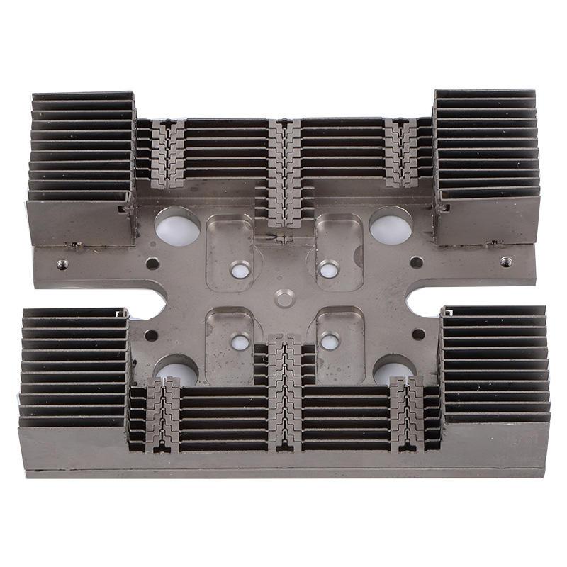 Heat Sink for Welding Aluminumfrom LORI
