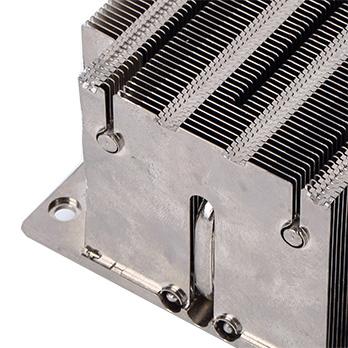 heat sink soldering