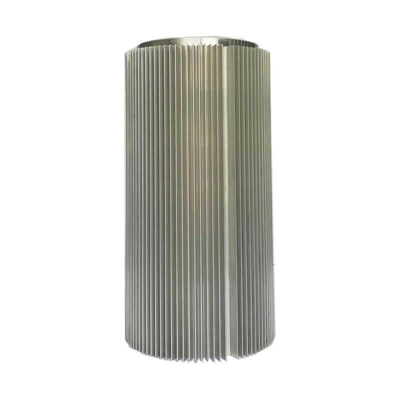 Aluminum Heat Sink Extruded For LED Light From Lori