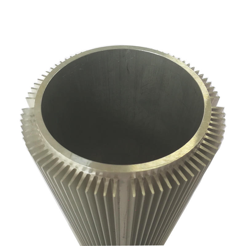 Aluminum Heat Sink Extruded For LED LightFrom Lori
