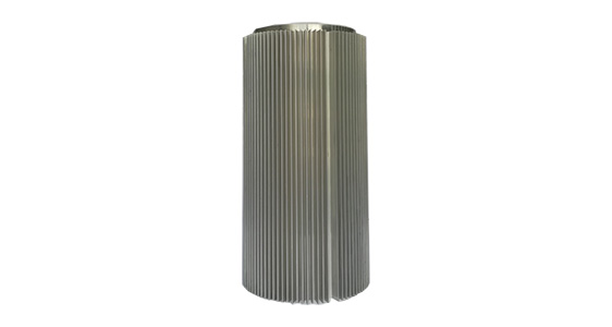 aluminum heatsink for led light