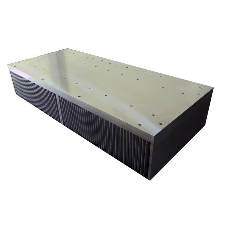 High Power IGBT Heat Sink With Friction Welding Technology
