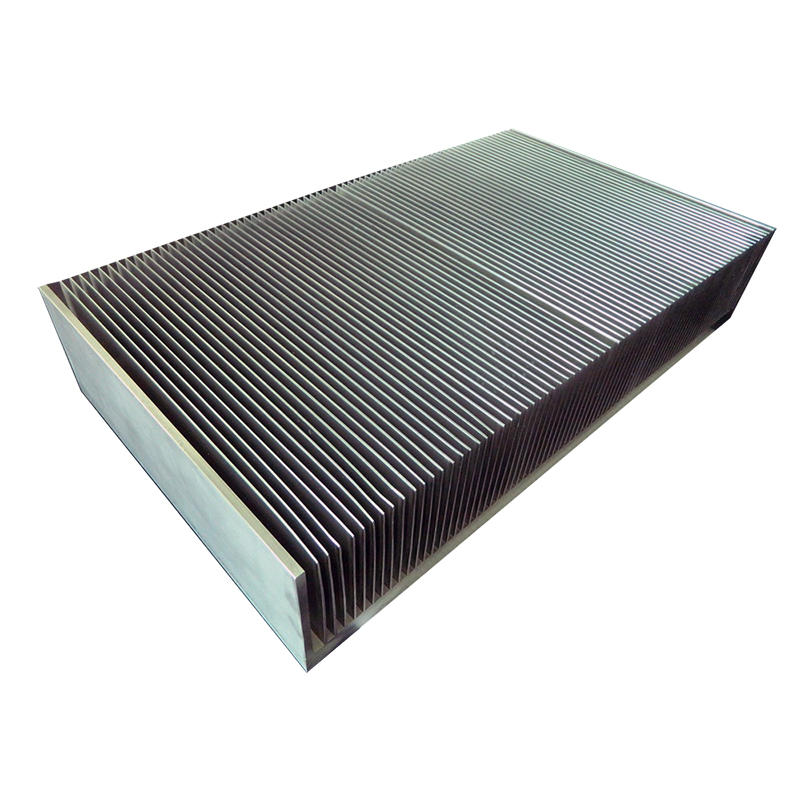 High Power IGBT Heat Sink With Friction Welding Technology