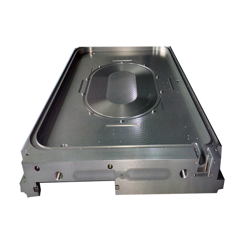 Friction Stir Welding Liquid Cold Plates