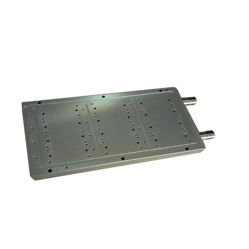 Liquid Cold Plate with Friction Stir Welding Process