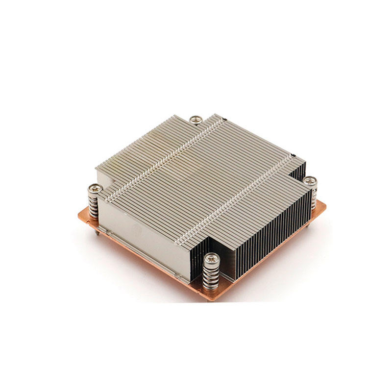 Passive Cpu Heatsink with Vapor Chamber  For Intel Processor