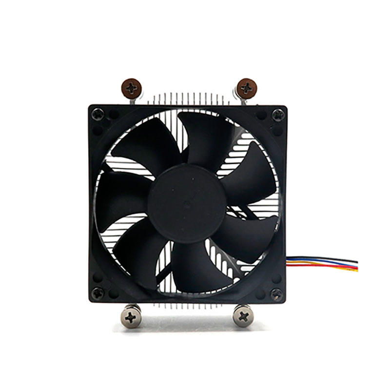 Cpu Heatsink With Fan For AMD