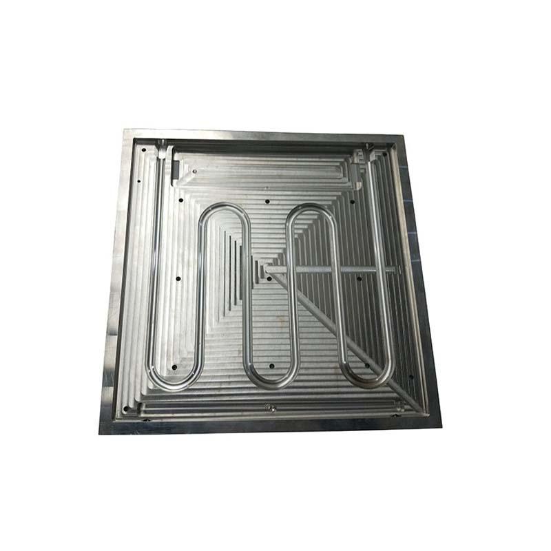 Liquid Cooled Heat Sink Design With  Friction Stir Welding