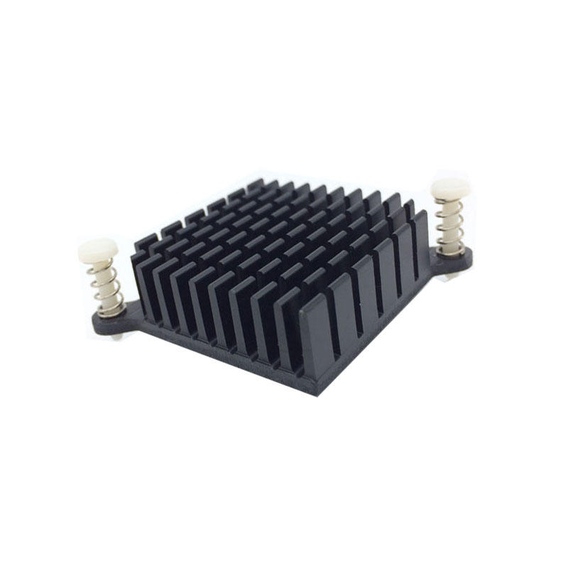 Motherboard Chip Heat Sink Aluminum 40.5mmX40.5mmx11mm