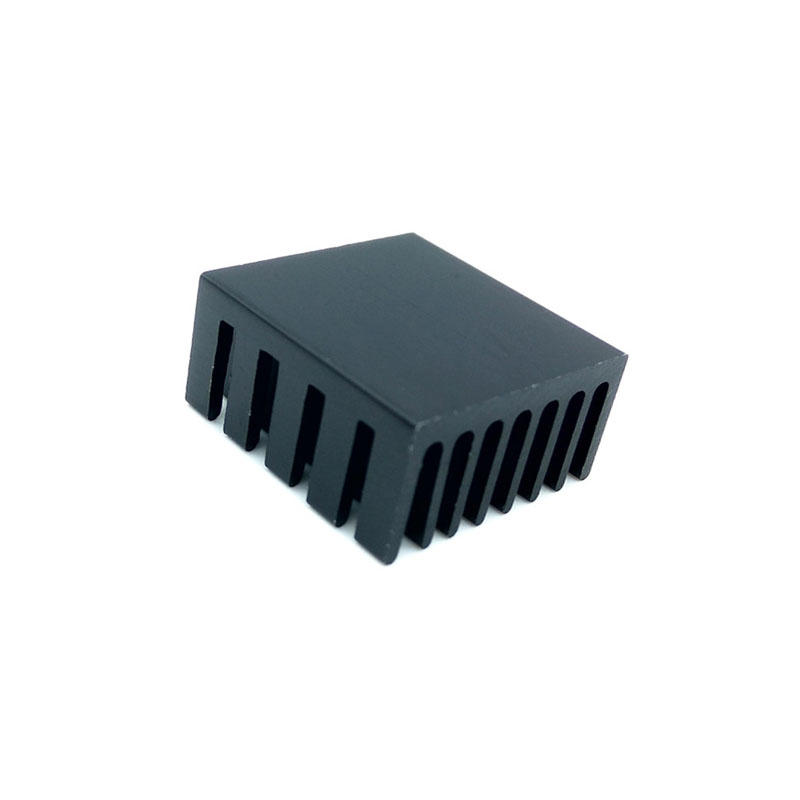 Small heat sink aluminum for chip 20x20x10mm