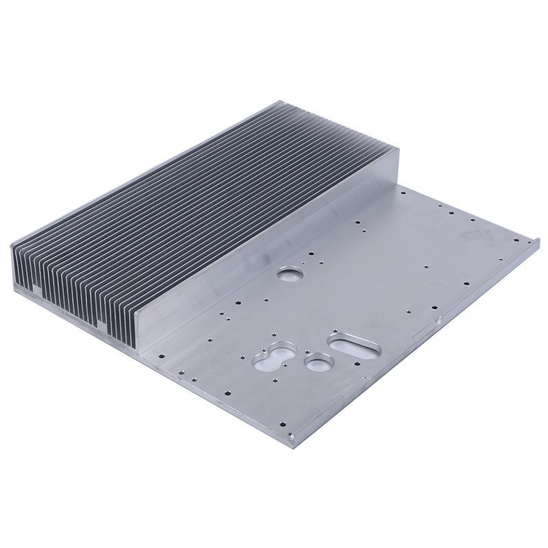 Extruded Heat sinkAluminum For Communication