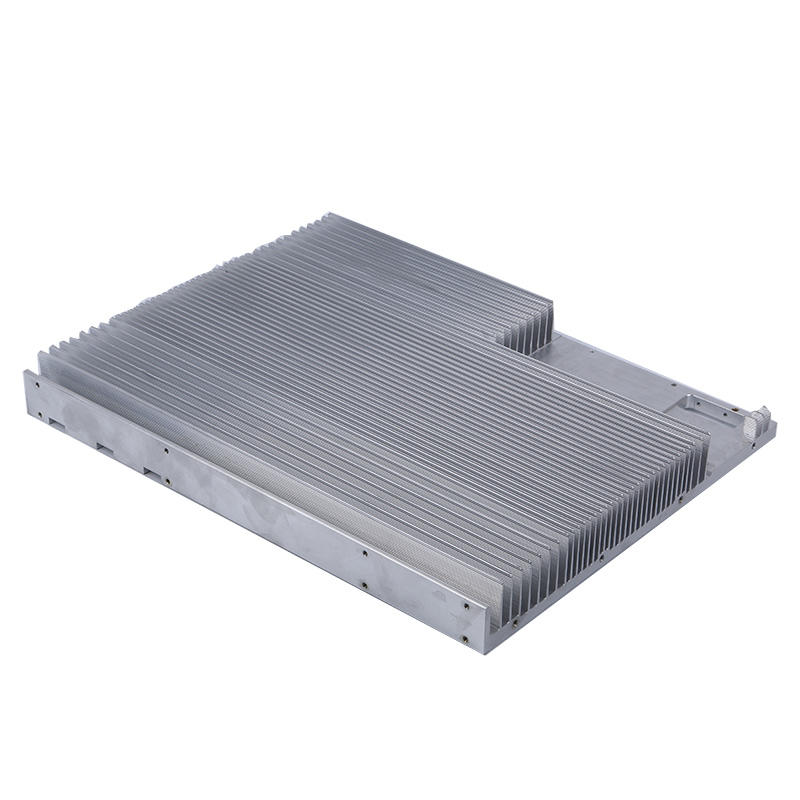Extruded Heat Sinks Aluminum For LED light