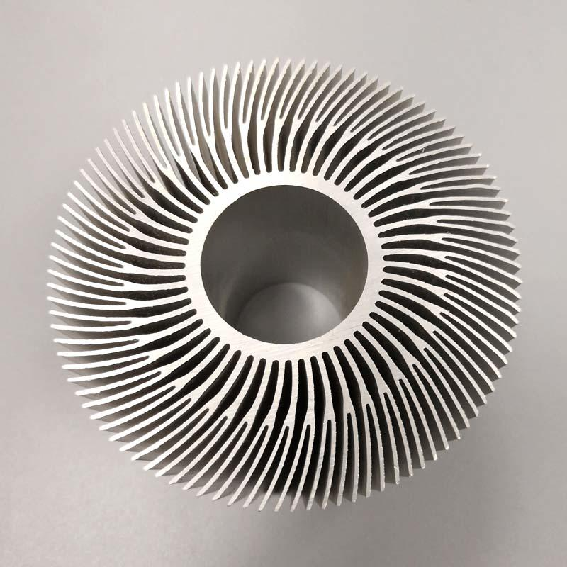 Sunflower (Round) heat sink
