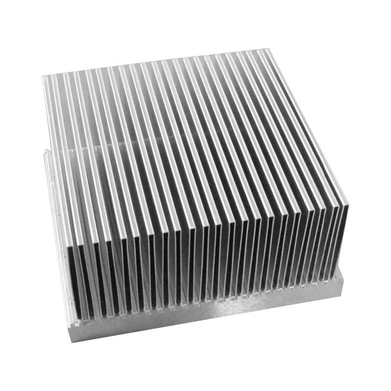 Brazed Fin Heat Sinks For Inverter