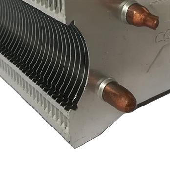 copper heatpipe heatsink