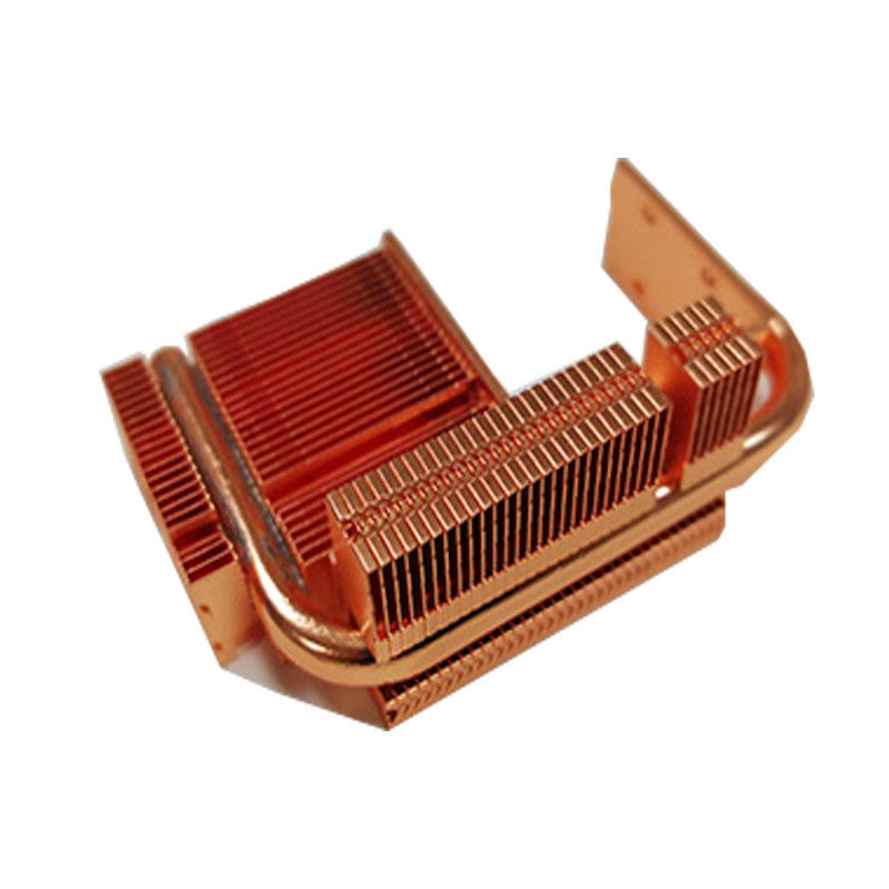 Copper Pipe Heat Sink For Miniature Projector