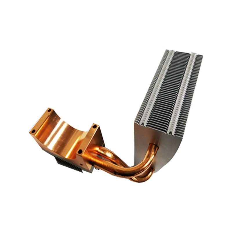 Custom Heat Pipe Heat Sink For Projector