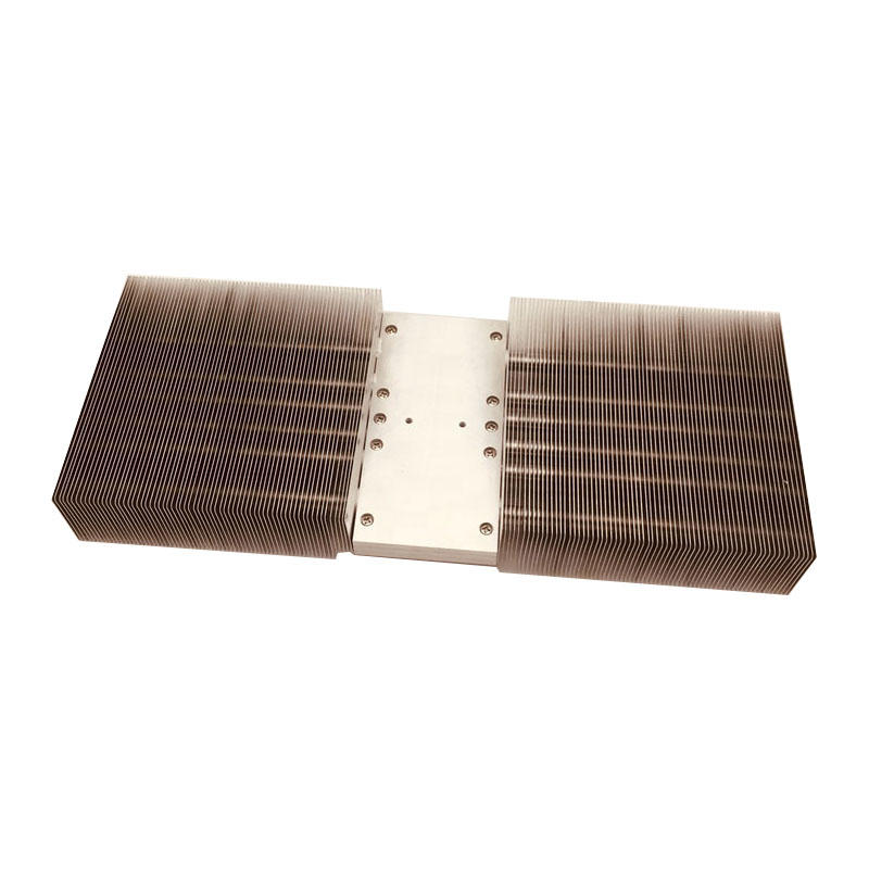 Heatpipe Heatsink For 300W Projector