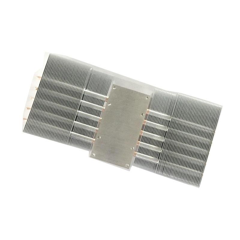 Heat Pipe Heat Sink For 200W Projector