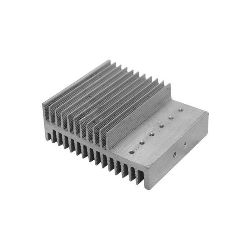 Aluminium extrusion Inverter Heat Sink