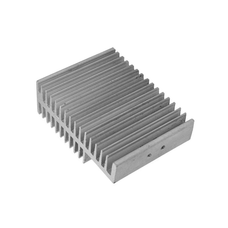 Aluminium extrusion Inverter Heat Sink