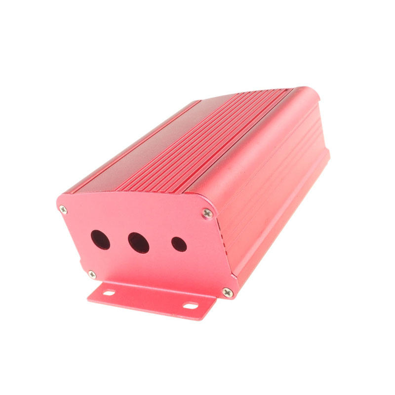 Aluminum Extrusion Inverter Heat Sink Enclosure